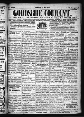Goudsche Courant 1922-05-13
