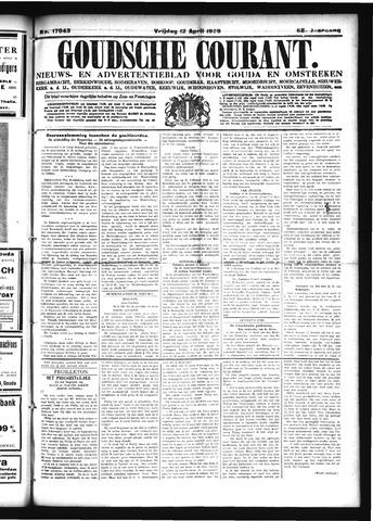 Goudsche Courant 1929-04-12