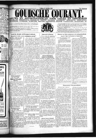 Goudsche Courant 1938-10-21