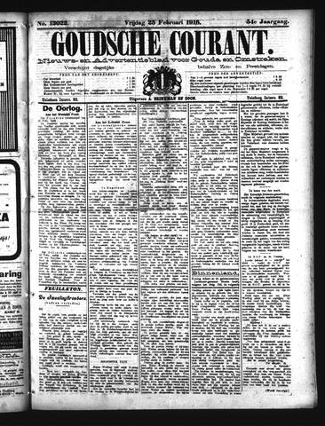 Goudsche Courant 1916-02-25