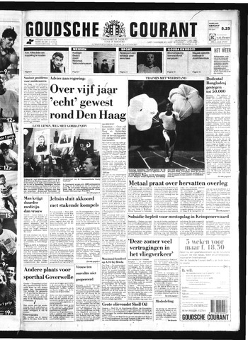 Goudsche Courant 1991-05-02