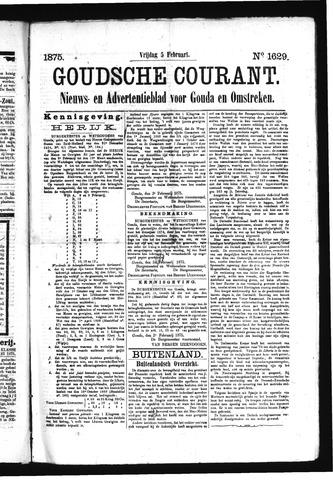 Goudsche Courant 1875-02-05