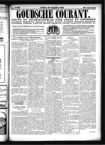 Goudsche Courant 1930-08-22
