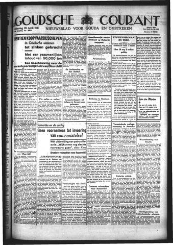Goudsche Courant 1941-04-26