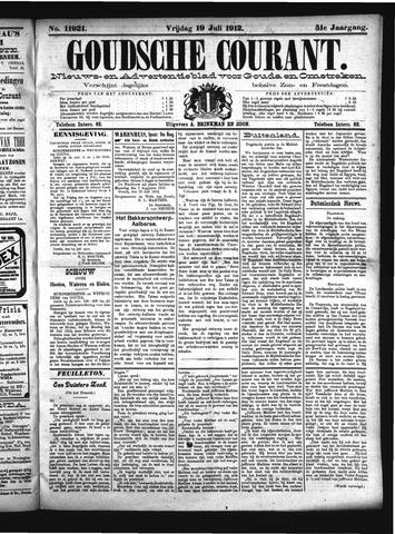Goudsche Courant 1912-07-19