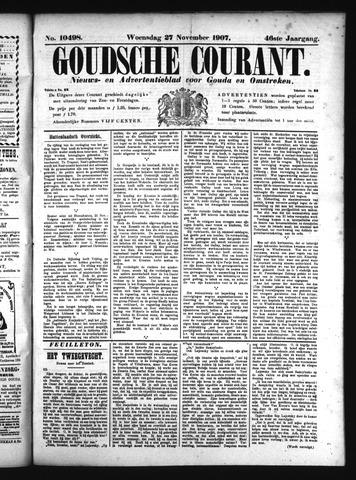 Goudsche Courant 1907-11-27