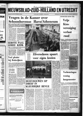 Schoonhovensche Courant 1976-11-08