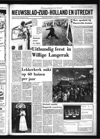 Schoonhovensche Courant 1975-09-29