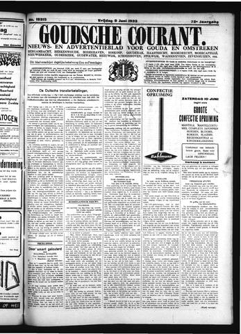 Goudsche Courant 1933-06-09