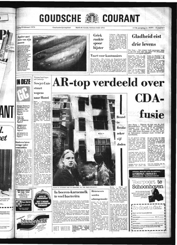 Goudsche Courant 1979-02-23