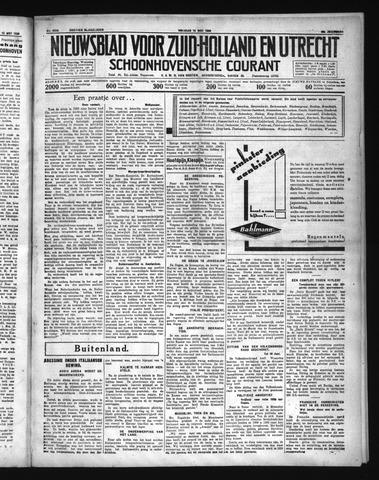 Schoonhovensche Courant 1936-05-15