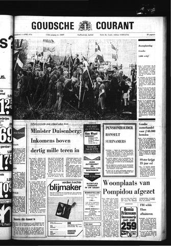 Goudsche Courant 1974-04-04