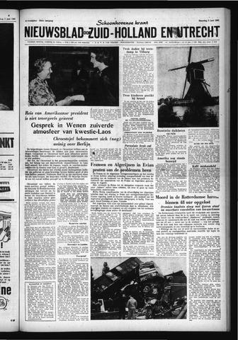Schoonhovensche Courant 1961-06-05