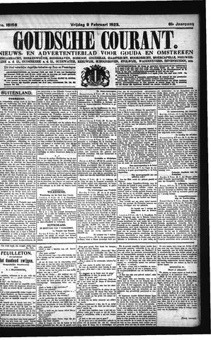Goudsche Courant 1923-02-09