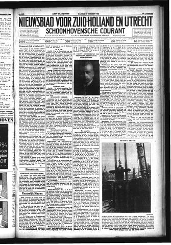 Schoonhovensche Courant 1933-12-18