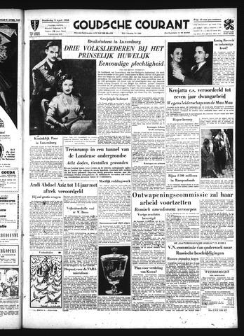 Goudsche Courant 1953-04-09