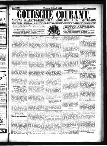 Goudsche Courant 1928-07-24