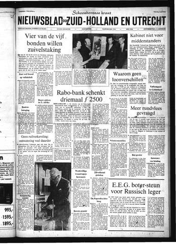 Schoonhovensche Courant 1973-04-02
