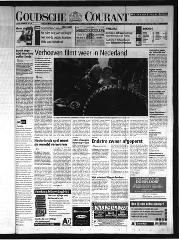 Goudsche Courant 2005-08-27