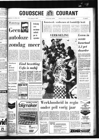 Goudsche Courant 1974-04-10