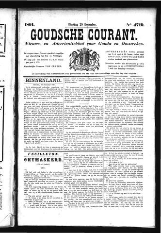 Goudsche Courant 1891-12-29