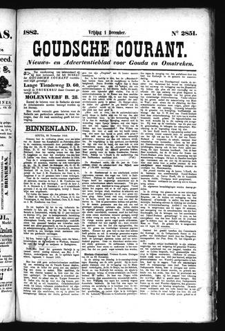 Goudsche Courant 1882-12-01