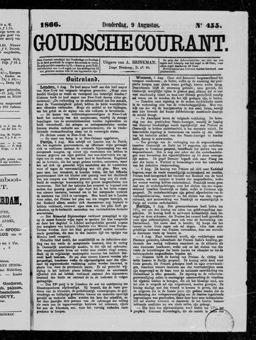 Goudsche Courant 1866-08-09