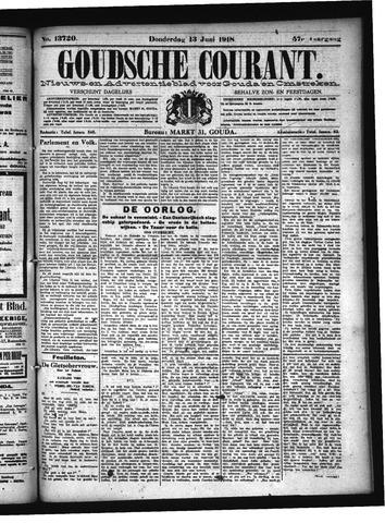 Goudsche Courant 1918-06-13
