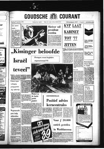 Goudsche Courant 1975-09-22