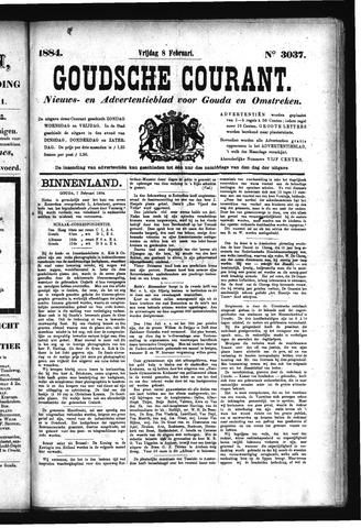 Goudsche Courant 1884-02-08