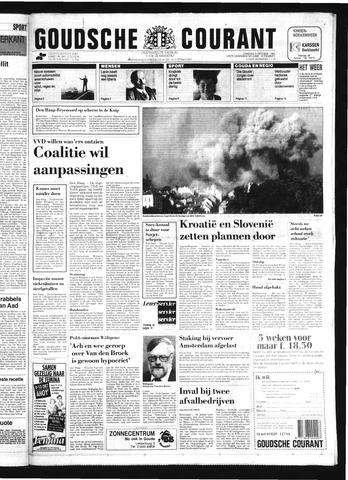 Goudsche Courant 1991-10-08