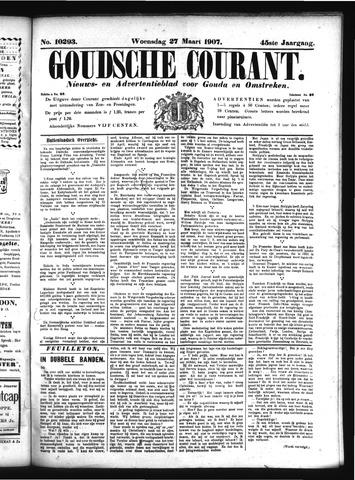 Goudsche Courant 1907-03-27