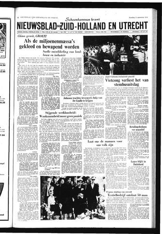 Schoonhovensche Courant 1966-09-12