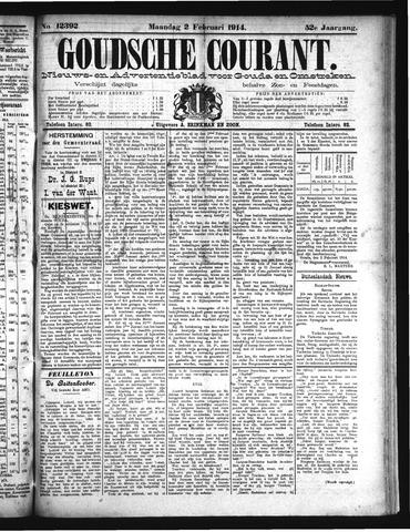 Goudsche Courant 1914-02-02