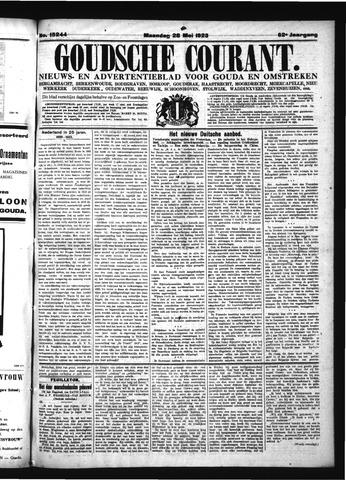 Goudsche Courant 1923-05-28