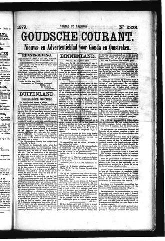 Goudsche Courant 1879-08-22
