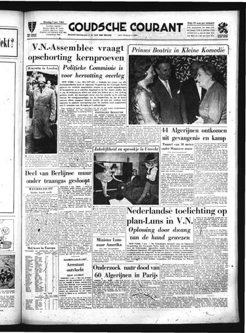 Goudsche Courant 1961-11-07