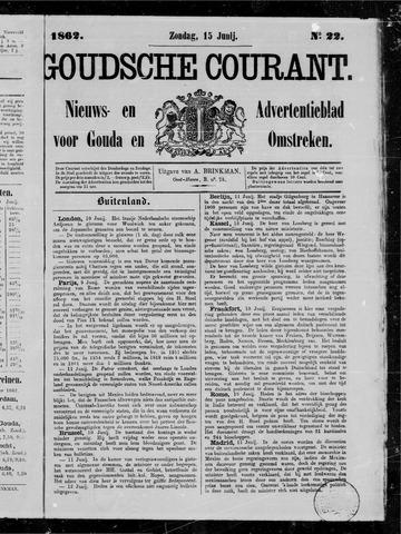 Goudsche Courant 1862-06-15