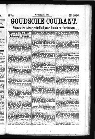 Goudsche Courant 1874-06-17