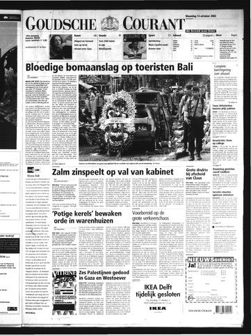 Goudsche Courant 2002-10-14