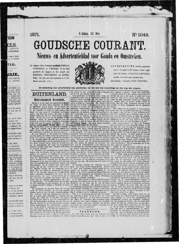 Goudsche Courant 1871-05-12