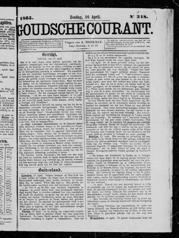 Goudsche Courant 1865-04-16