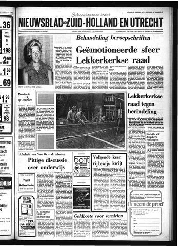 Schoonhovensche Courant 1976-02-27