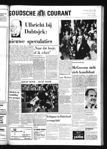 Goudsche Courant 1968-08-12