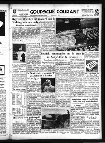 Goudsche Courant 1956-03-20