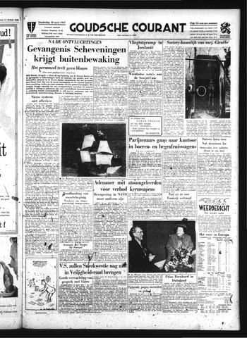 Goudsche Courant 1957-04-18