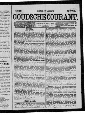 Goudsche Courant 1869-01-10