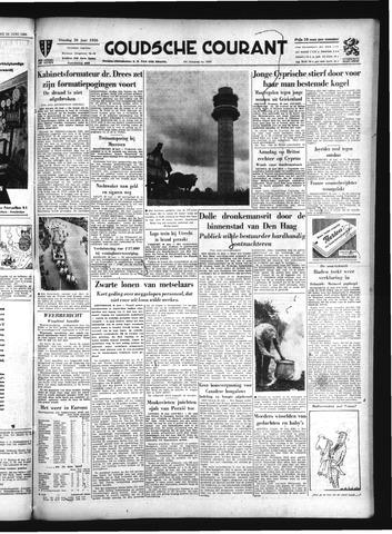 Goudsche Courant 1956-06-26