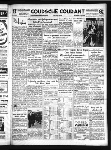 Goudsche Courant 1952-03-10