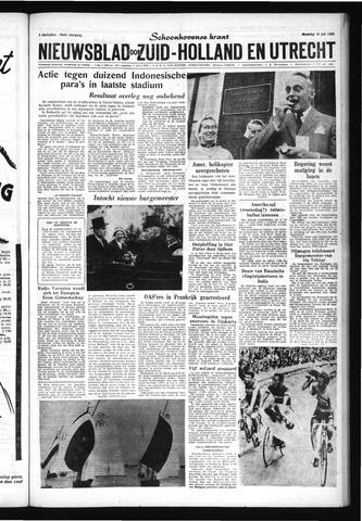 Schoonhovensche Courant 1962-07-16